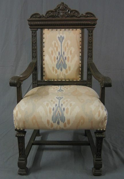 Antique Chairs, Benches, Footstools - Antique Furniture, Morris