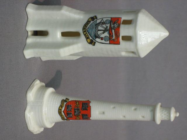 Lot No 575 A Goss Model Of The Eddystone Light House