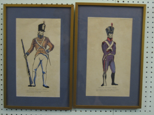 18Th Century British Naval Uniforms http://www.denhams.com/auction-catalogue/antique/463/paintings?page=75