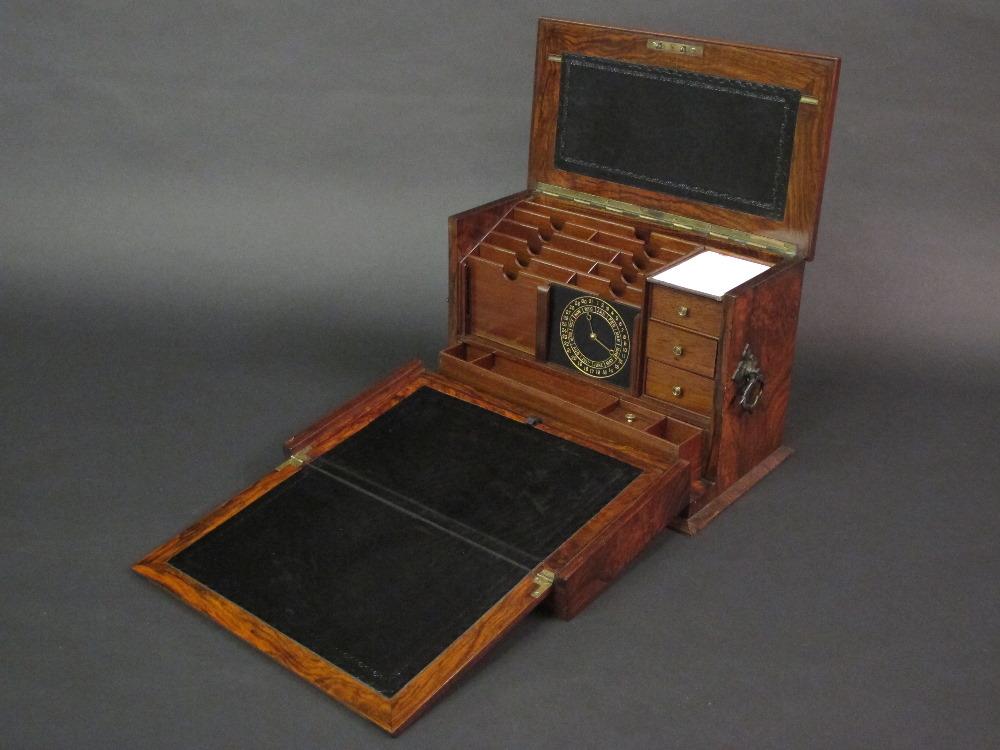 Antique Writing Box