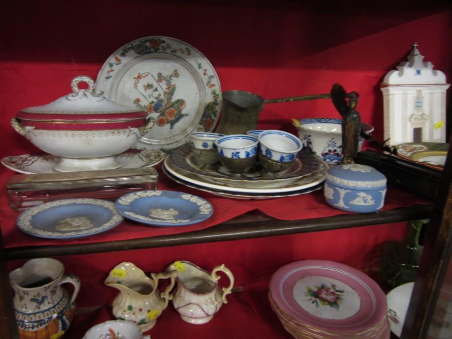Crown Regent Bone China In Denhams Past Antique Auctions Denhams