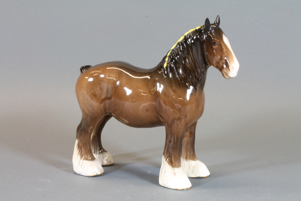 Beswick In The 10th July 2013 Antique Auction Denhams
